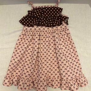 Cest Chouette Couture Little Girl's Sundress